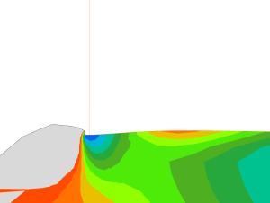 FEM analysis soil compaction below storage tank