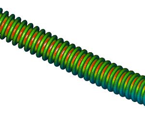 Onderzoek levensduur flexibele RVS slang