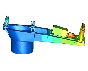 Analyse sterkte en levensduur turbineframe